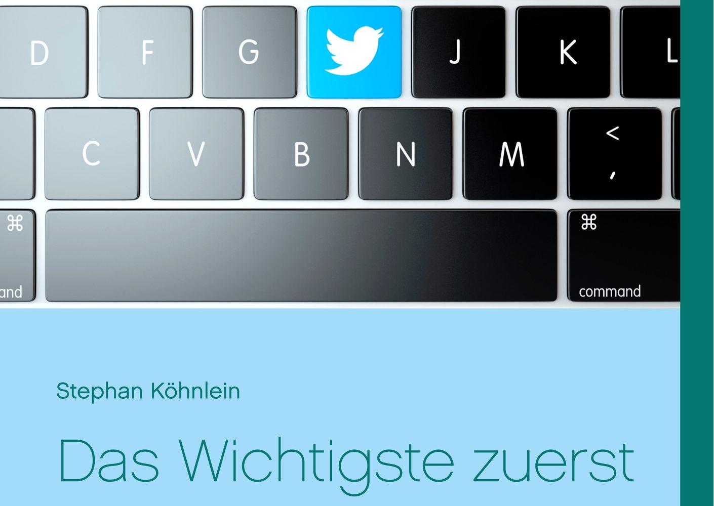 Stephan Köhnlein - Das Wichtigste zuerst